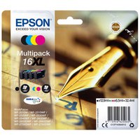 Epson 16XL Mpack Ink Cartridge