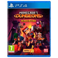 Sony Minecraft Dungeons Hero Edition PS4