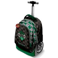 Karactermania Harry Potter Quidditch Slytherin Trolley 50 cm