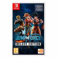 Bandai Jump Force Deluxe Edition Switch