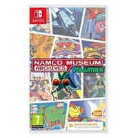 Bandai Namco Museum Archives Vol 2 Switch
