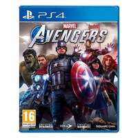 Bandai Marvel Avengers PS4