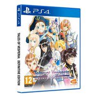 Bandai Tales Of Vesperia Definitive Edition PS4
