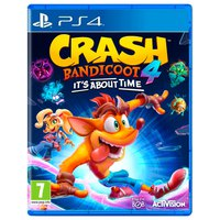 Activision Crash Bandicoot 4 It´s About Time PS4
