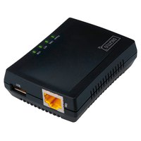 Digitus 1-Port USB 2.0 Multifunction Network Server
