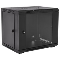V7 Rack 9U Wall Mount Enclosure