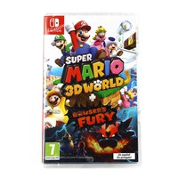Nintendo Switch Super Mario 3D World+Bowser´s Fury