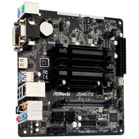 Asrock J5040-ITX Intel Quad Core Gemini Lake