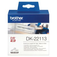 Brother DK22113 Continuous Length Film Tape 15.24 m
