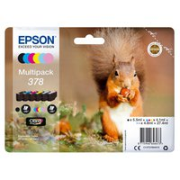 Epson Multipack 378 Photo HD BL